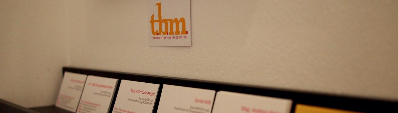 t.b.m. – Kompetent Beraten